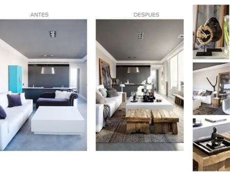 Paloma pacheco paloma pacheco turnes estilismo de decoraci n interiores estilista deco - Decoracion de casas antes y despues ...