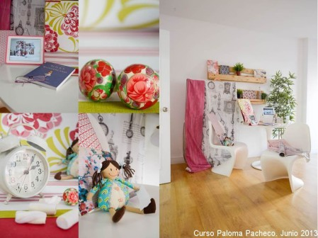 Curso estilismo Paloma Pacheco en Escuela Madrileña de Decoración