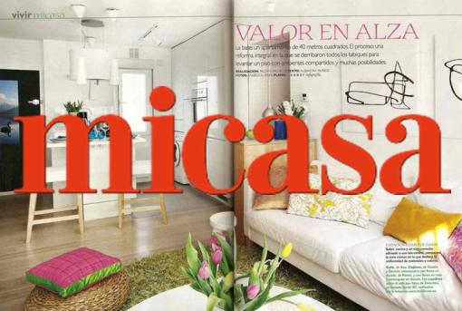 Revista Micasa. www.palomapacheco.com Estilismo y fotografa de decoracion.